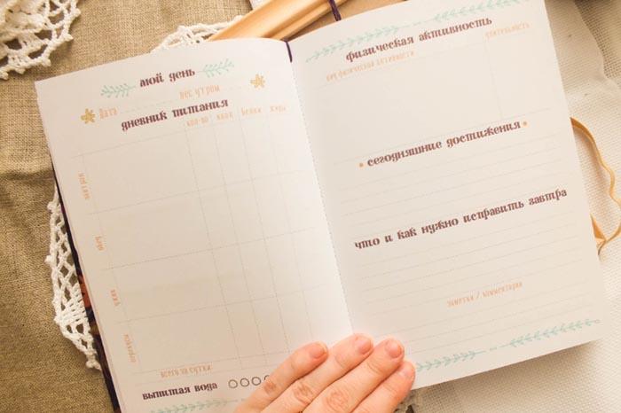 Дневник диет онлайн